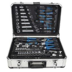 SCHEPPACH 5909306900 Sada nářadí v kufru 101 ks TB 150-Sada nářadí v kufru 101 ks