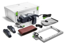 FESTOOL 570212 BS 105 E SET Bruska pásová - Pásová bruska BS 105 E-Set