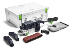 FESTOOL 570203 BS 75 E Plus Bruska pásová - Pásová bruska  BS 75 E-Plus