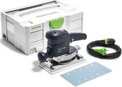 FESTOOL 567699 RS 100 CQ Plus Bruska vibrační - Vibrační bruska RUTSCHER RS 100 CQ-Plus
