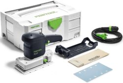 FESTOOL 567845 RS 300 EQ Plus Bruska vibrační - Vibrační bruska RUTSCHER RS 300 EQ-Plus