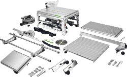 FESTOOL 574782 Pila stolní PRECISIO CS 70 EB SET - Stolní pila PRECISIO CS 70 EB-Set