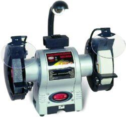 PROMA 25450150 Bruska dvoukotoučová 150mm BKL-1500-Dvoukotoučová bruska BKL-1500 s osvětlením