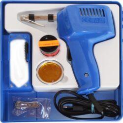 NUBA ETP5 Pájka elektrická 125W; v kufru; upnutí šroubem (T-K-125W)-Pájka elektrická 125W; v kufru; upnutí šroubem