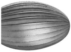 Fréza technická 103/10 ČSN229310-Technická fréza rašplovací s vnitřním závitem HSS, 229310, 103/10