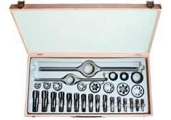 Kazeta řezného nářadí G1-II NO BUČOVICE 312100-Sada závitořezných nástrojů