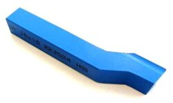 Nůž soustružnický ubírací stranový P 25X25X140 ČSN223524-Soustružnický nůž z rychlořezné oceli ubírací stranový, 223524, 25x25x140 mm