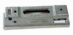 KMITEX 5116 Vodováha strojní 200x42x40 ČSN255721.1-Vodováha podélná s prizmatickou základnou