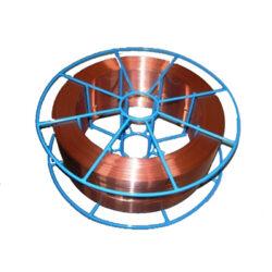 MAGG 30.022 Drát svářecí CO2 0,8/ 15kg SG2 MIG ocel-drát 0,8mm 15kg v cívce
