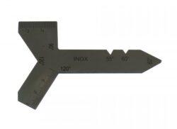 KMITEX 1125 Šablona pro broušení vrtáků 55-60°-Šablona pro broušení vrtáků 55-60°