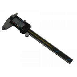 KMITEX 6041.2 Posuvné měřítko digitální 200/50 0.01mm ČSN251236 DIN862-Posuvné měřítko digitální DIN 862, VELKÝ DISPLAY