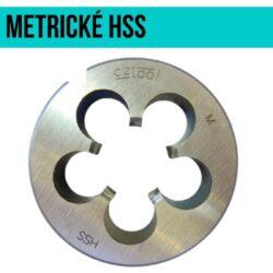 Očko závitové HSS M10 ČSN223210 BUČOVICE 240100-Závitová kruhová čelist, HSS, 6g, 223210, M10