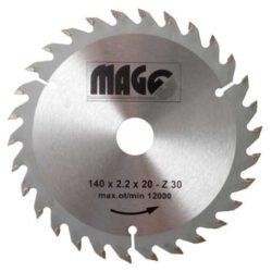 MAGG 9314030 Pilový kotouč HOBBY SK 140x2,2x20 30z-Pilový kotouč HOBBY SK 140x2,2x20 30z