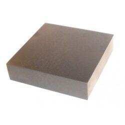 KMITEX 1041.1 Příměrná deska granitová 400x400x100 DIN876-Příměrná deska granitová DIN 876, jemně lapovaná diamantem