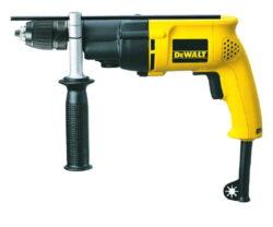 DEWALT D21721K Vrtačka příklepová 650W-Dvourychlostní příklepová vrtačka - 650 W