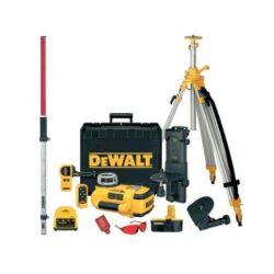 DEWALT DW079PKH-QW Laser rotační-Laserová sada