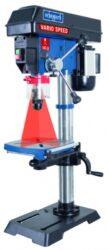 SCHEPPACH DP 18 VARIO Stolní vrtačka 550W s laserem-Stolní vrtačka 550W s laserem,plynulá regulace otáček