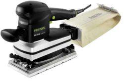 FESTOOL 567757 RS 100 Q Bruska vibrační-Vibrační bruska RUTSCHER RS 100 Q