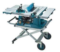 MAKITA MLT100NX Pila kotoučová stolní 260mm 1500W + podstavec-Stolní kotoučová pila Makita MLT100NX, 1500W, stojan