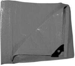 LOBSTER 102275 Plachta zakrývací šedá 5x8m 130gr