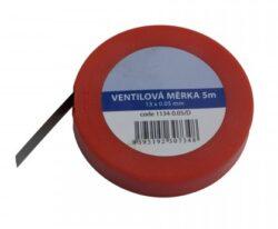 KMITEX 1134-0,01/D Spároměrky v dóze 0,01 5000x13 DIN2275N-Měrka ventilová v dóze 0,01 mm