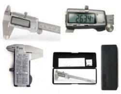 MITAKO 106045 Posuvné měřítko digitální 150mm INOX ČSN251236-Absolutní digitální posuvné měřítko 0-150 INOX