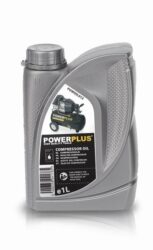 POWER PLUS POWOIL012  Olej pro kompresory 1L - Olej do kompresorů 1l
