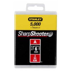 STANLEY 1-TRA206-5T Spony LD balení 5000ks 10mm typ-A-LD sponky typ A 5/53/530