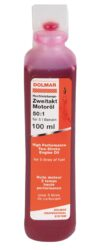 DOLMAR 980008106 Olej motorový 100ml 1:50-Motorový dvoutaktní 1:50