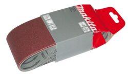 MAKITA P-37100 Brusný pás 5ks 457x76mm P60 (pro 9910/9911)