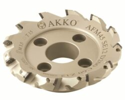 Fréza AFM45-SE12-D125-B40-Z08 AKKO-Fréza nástrčná čelní 45° AKKO MAKINA -typ AFM45 SE..12T3 pr. 125mm, Z 8
