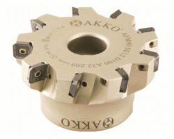 Fréza AFM90-SE12-D125-B40-Z11 AKKO-Fréza nástrčná čelní 90°AKKO MAKINA typ AFM90 SE..12T3.. pr. 125mm, Z 11