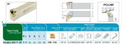 Nůž PCLNR 3232 P 12C AKKO-Soustružnický držák VBD PCLNR 3232 P 12 C