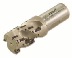 Fréza AHM90-AP10-D32-W32-L115-Z15 AKKO-Stopková spirálová fréza AHM90, AKKO MAKINA Pr.32mm L 115mm, AP..1003
