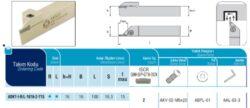 Nůž ADKT-I-R-1616-2-T15 AKKO