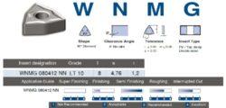 Destička WNMG 080412 NN LT10 LAMINA