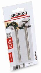 KREATOR KRT991000 Nože hoblíku POWX111/1110-Nože hoblíku POWX111/1110