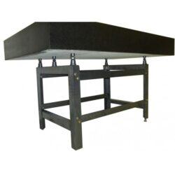 KMITEX 1041.10 Stůl pod granitovou desku 224x224x700-Stůl pro granitovou desku 224x224x700