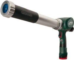 METABO 60211700 KP PowerMaxx Aku vytlačovací pistole 10,8V 1,5Ah-Aku pistole na kartuše PowerMaxx KP 10,8V 1,5Ah