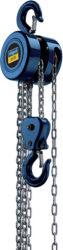 SCHEPPACH CB 02 Kladkostroj ruční řetězový 2000kg 3,8m- Ruční řetězový kladkostroj 2000kg SCHEPPACH CB 02