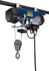 SCHEPPACH HRS 250 Naviják lanový elektrický 780W 125/250kg- Lanový naviják elektrický,250kg