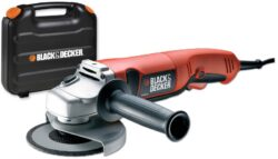 BLACK DECKER KG1200K Bruska úhlová 125mm 1200W - Úhlová bruska Black & Decker 125mm 1200W