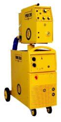 OMICRON OMI 336S (PSV 20-4) /3094/ Svářecí poloautomat 330A-Svářecí stroj MIG/MAG se snímatelným podavačem svářecího drátu