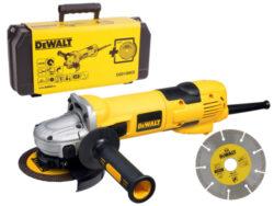 DEWALT D28136KD-QS Bruska úhlová 125mm 1500W-Bruska úhlová 125mm