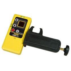 STANLEY 1-77-023 Detektor s adaptérem-Detektor s adaptérem pro připevnění na nivelační tyč.