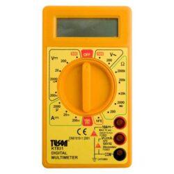 TUSON KT831 Multimetr digitální                                                 -Digitální multimetr basic