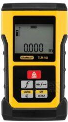 STANLEY STHT1-77139 Laserový měřič vzdálenosti 0-50m TLM165-Laserový dálkoměr TLM165