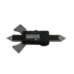 KMITEX 1120.4 Měrka koutových svarů ČSN253921 digital 0.01 60,70,80,90°-Měrka koutových svarů digitální