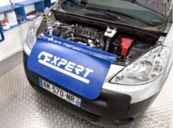 EXPERT E200116 Ochranná plachta karoserie-Ochranný povlak na karoserie