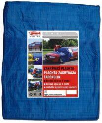 LOBSTER 102280 Plachta zakrývací modrá 3x4m